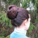 How To: Make A Sock Bun