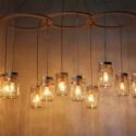 Upcycled Lighting