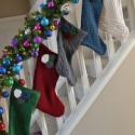 How To: Make Upcycled Sweater Stockings