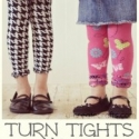 How To: Upcycle Tights Into Leggings