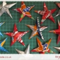How To: Make Stars From Upcycled Drink Cans