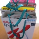 Upcycled Cereal Box Gift Bags