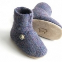 Etsy Feature: Felted Wool Slippers