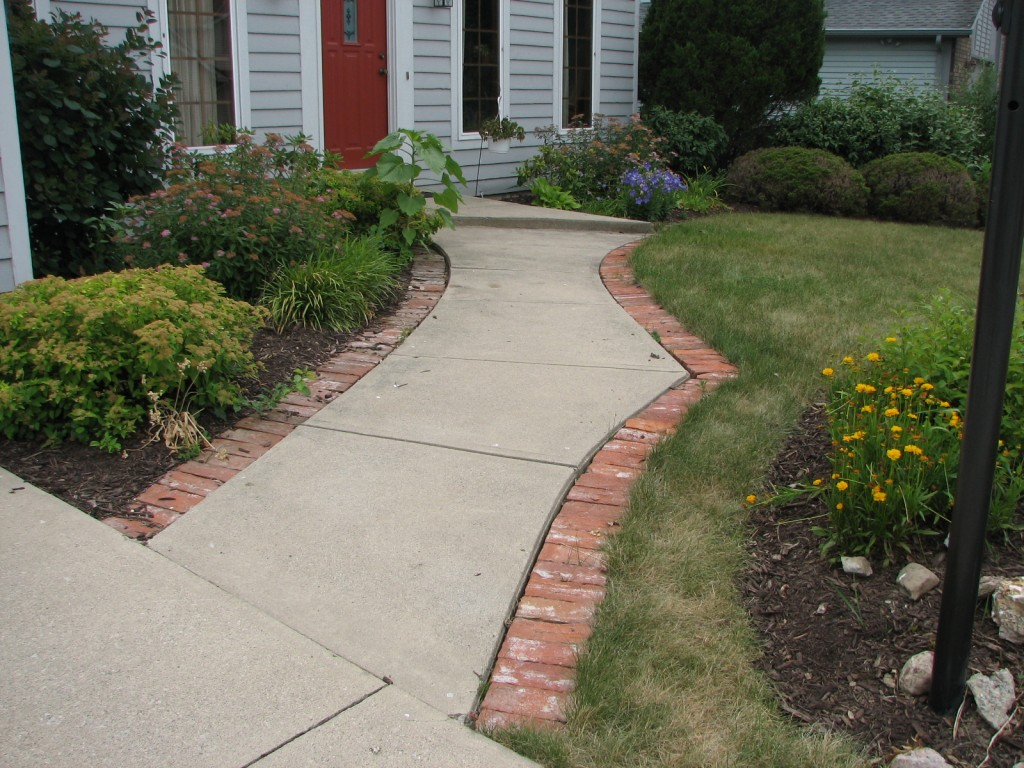 Landscaping Landscaping Ideas Using Bricks