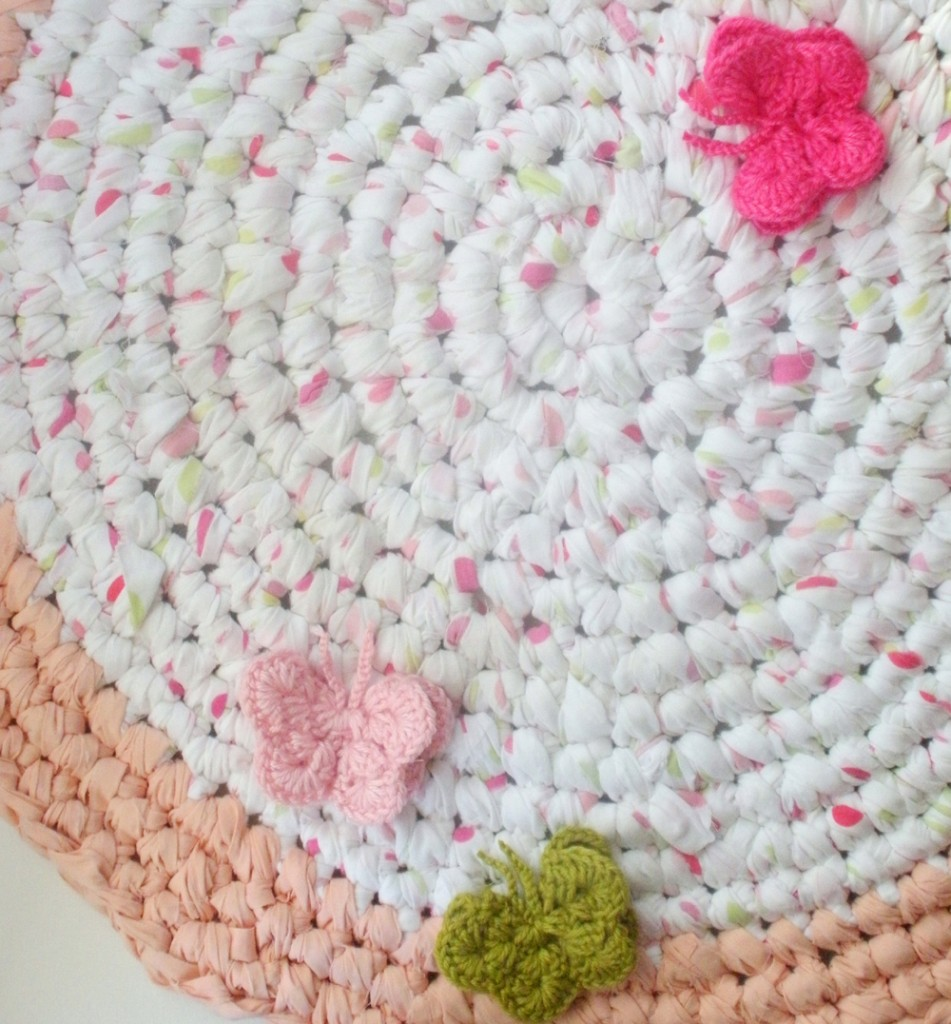 How To: Make An Upcycled Crochet Rug — Upcycle Magazine
